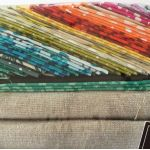 Lepidoptera Quilt Kit featuring Paintbox Basics, Elizabeth Hartman for Robert Kaufman by Elizabeth Hartman Kits - OzQuilts