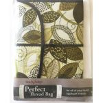Karen Kay Buckley Perfect Thread Bags, Leaves by Karen Kay Buckley Organisers - OzQuilts