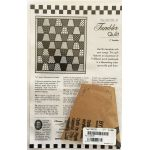 Tumbler One Patch Pattern & Template by Come Quilt with Me Quilt Blocks - OzQuilts