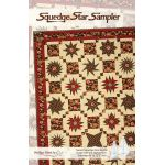 Squedge Star Sampler 24 Page Booklet with Insert and Mini Wedge by Phillips Fiber Art Quilt Patterns - OzQuilts
