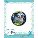 Sue Spargo Folk Tails Owl Needle Nanny by  Needle Nannies - OzQuilts