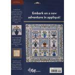 Iznik Garden Quilt by C&T Publishing Applique - OzQuilts