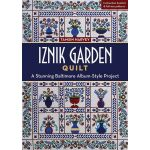 Iznik Garden Quilt by C&T Publishing Applique - OzQuilts
