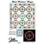 Mini Twister RIngs Pattern by Quilt Moments Quilt Patterns - OzQuilts