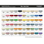 Wonderfil Silco, Orange/Rust/Yellow (SCM11) Thread by Wonderfil  Silco 35wt Cotton  - OzQuilts