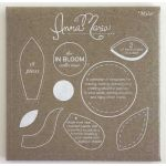 In Bloom Mylar Templates by Anna Maria Horner by  Mylar Templates - OzQuilts