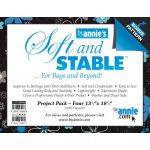 Soft and Stable By Annies Project Pack White
