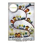 Tootin Along Pattern by Sue Spargo Applique - OzQuilts