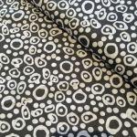Aboriginal Art Fabric 5 Fat Quarter Bundle - Black & White Colourway by M & S Textiles Australian Aboriginal Art Fabrics