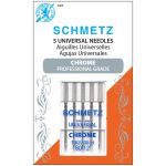 Schmetz Chrome Universal Needle Size 80/12 by Schmetz Sewing Machines Needles - OzQuilts