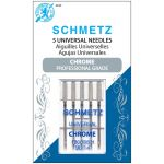 Schmetz Chrome Universal Needle Size 90/14 by Schmetz Sewing Machines Needles - OzQuilts
