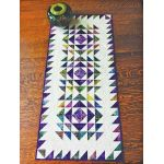 Vortex Table Runner Cut Loose Press Pattern by Cut Loose Press Patterns Cut Loose Press Patterns - OzQuilts