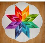 Star Petal Table Top Pattern