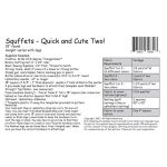 Squffets - Quick and Cute Two! by Erin Underwood Quilts Cushions & Pillows - OzQuilts