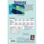 Boomerang Quilt Pattern by Jaybird Quilts Quilt Patterns - OzQuilts