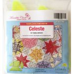 Celeste Patchwork Template Set - Meredith Clark Designer Collection by Matilda's Own Quilt Blocks - OzQuilts