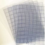 EZ Quilting Quilter's Template Plastic Assortment 6 Sheets by EZ Quilting Plastic Sheets