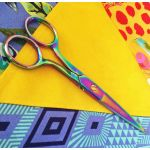 Tula Pink Straight 6 inch Scissor by Tula Pink