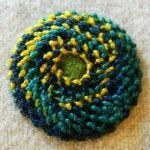 Sue Spargo Eleganza Perle Cotton Size 3 Campfire (EZ 23) Thread by Sue Spargo Sue Spargo Eleganza Perle 3 - OzQuilts