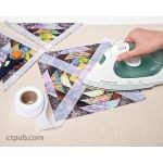 Make It Simpler Fusible Interfacing by C&T Publishing Batting Spray, Tape & Accessories