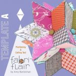 Fabriflair Template A - DIamond by Indygo Junction Christmas - OzQuilts