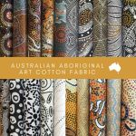 Aboriginal Art Fabric 20 Fat Quarter Bundle B by M & S Textiles Fat Quarter Packs - OzQuilts