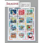 Imagine by Art to Heart by Art to Heart Art to Heart - OzQuilts