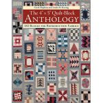 """The 4"""" x 5"""" Quilt Block Anthology by Martingale & Company Pre-cuts & Scraps - OzQuilts"""