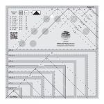 Creative Grids Ultimate Flying Geese Template and Quilt Ruler by Creative Grids Specialty Rulers - OzQuilts