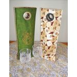 Fashion Wine Tote Pattern Cut Loose Press Patterns by Cut Loose Press Patterns Cut Loose Press Patterns - OzQuilts