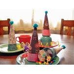 Party Favor Hats Cut Loose Press Pattern by Cut Loose Press Patterns Cut Loose Press Patterns - OzQuilts