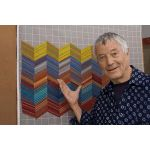 Kaffe Fassett Design Wall Flannel by The Kaffe Fassett Collective Colour & Design Tools - OzQuilts