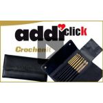 Addi Click Interchangeable Crochet Hook Set in a compact wallet by Addi Addi Crochet Hooks - OzQuilts