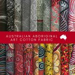 Aboriginal Art Fabric 20 Fat Quarter Bundle C by M & S Textiles Fat Quarter Packs - OzQuilts