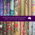 Aboriginal Art Fabric 20 Fat Quarter Bundle A by M & S Textiles Fat Quarter Packs - OzQuilts