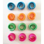 Bobbin & Spool Huggers<BR>Pack of 12 by OzQuilts Thread Accessories - OzQuilts
