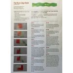 """The Wave Edge Ruler 3"""" x 16"""" by Matilda's Own Scallops, Wave, Curve Rulers - OzQuilts"""