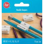 Boye Knitting Needle Keepers (15 Pieces) by Boye Accessories - OzQuilts