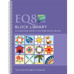 EQ8 Block Library by Electric Quilt Electric Quilt - OzQuilts
