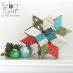 Fabriflair Centerpiece Stars Pattern by Indygo Junction Christmas - OzQuilts