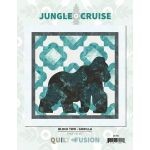 Jungle Cruise Block of the Month Complete Set by Quilt Fusion Applique - OzQuilts