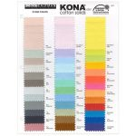Kona Cotton Fat Quarter Bundle -37 fat quarters by Robert Kaufman Fabrics Fat Quarter Packs - OzQuilts