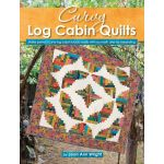 Curvy Log Cabin Quilts Book by Landauer Publishing Books
