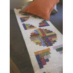 Curvy Log Cabin Quilts Book by Landauer Publishing Quilt Books - OzQuilts