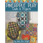 Pineapple Play : Quilts & Projects for the Creative Grids Pineapple Trim Tool by Landauer Publishing Quilt Books - OzQuilts