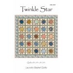Twinkle Star by Edyta Sitar of Laundry Basket Quilts Quilt Patterns - OzQuilts