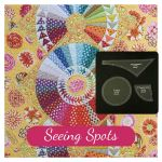 Seeing Spots Template Set from New York Beauties & Flying Geese Book by Carl Hentsch by OzQuilts New York Beauty Templates - OzQuilts