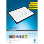 "Cutting Mat for Daylight Light Box Wafer 2 - 17"" x 11"" by Daylight Cutting Mats"