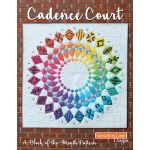Cadence Court Quilt Pattern Book by Sassafras Lane Designs Paper Piecing - OzQuilts