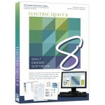 Electric Quilt 8 Quilt Design Software by Electric Quilt Electric Quilt - OzQuilts